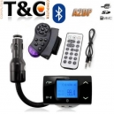 TRANSMISOR FM BLUETOOTH model: Camara