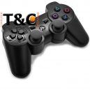 JOYSTICK P3-01 BLUETOOTH PARA PS3 - ALTERNATIVO