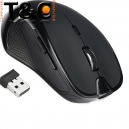 MOUSE USB INALAMBRICO 2,4G - DM