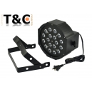 LUCES DISCO 18 LED