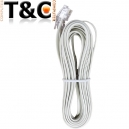 CABLE TELEFONO  5 MTS.