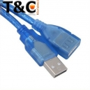 CABLE EXTENSION USB 2.0 3MTS