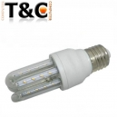 AMPOLLETA 16 LED 3W / 220V LUZ FRIA