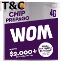 CHIP WOM $2.000+BOLSA MULTIMEDIA.