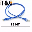 15 Mts CABLE UTP Cat 6