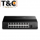 SWITCH 16 PUERTOS TP-LINK TL-SF1016D