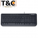 TECLADO USB MICROSOFT WIRED 600