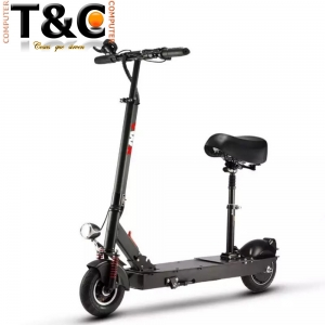 Scooter Electric 8 Pulgada 36v 12a Con Asiento 15-25km
