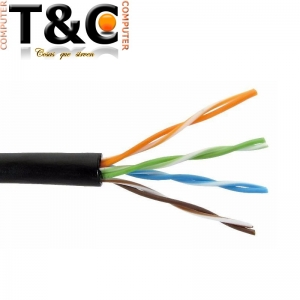 MTS CABLE UTP CAT 5E EXTERIOR