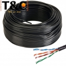 ROLLO 100 MTS UTP CAT 5E EXTERIOR