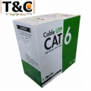 CAJA 100 MTS CAT 6 INTERIOR 23AWG