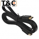 CABLE HDMI 3 METROS VERSION 1.4 (3D Y ETHERNET)