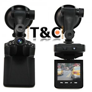 CAMARA VIDEO AUTO HD DVR