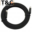 CABLE HDMI/HDMI 05 MTS V1.4 PLANO