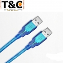 CABLE USB M/M - 1.5 mt.
