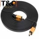 CABLE HDMI 20 MTS. V1.4 PLANO